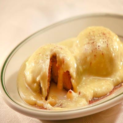 Sweet Potato Beignets