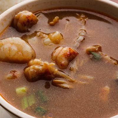 Cup of Seafood Gumbo