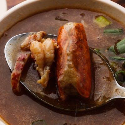 Cup of Crawfish Bisque