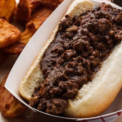Hot Dog & Chili