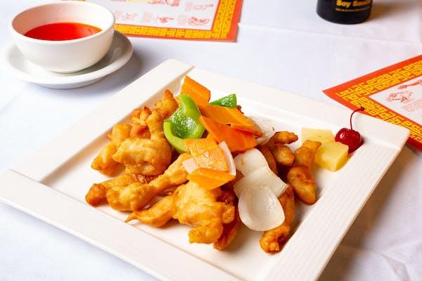 310. Sweet & Sour Chicken