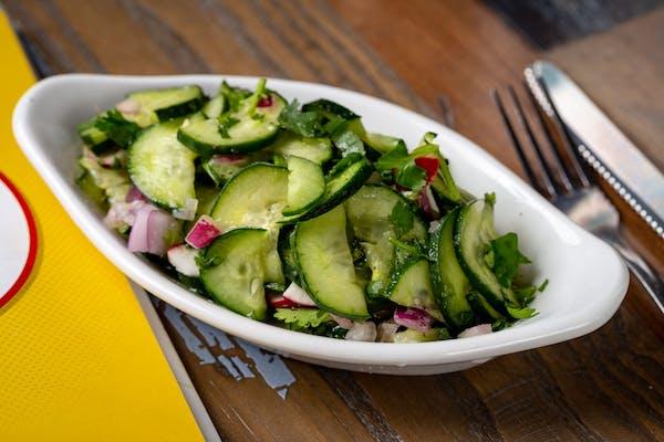 Cool Cucumber & Radish Salad