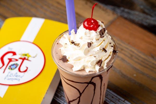 Hand-Spun Milkshake
