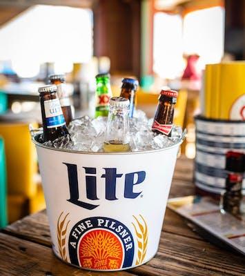 Mixed Bucket of Beer