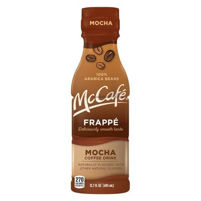 McCafe Mocha Ice Coffee