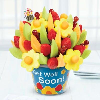 Get Well Delicious Fruit Design Bouquet