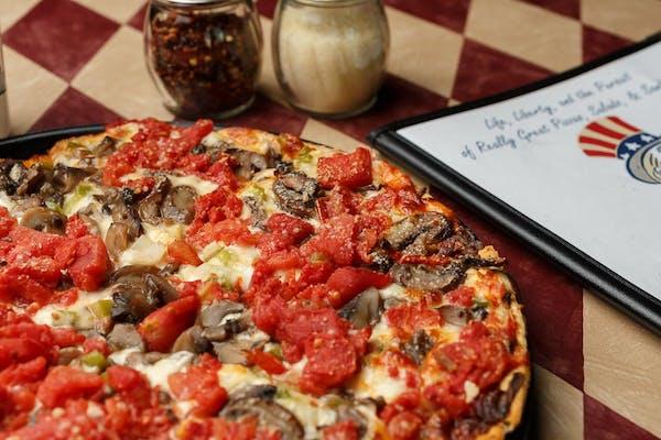 Veggie Medley Pizza