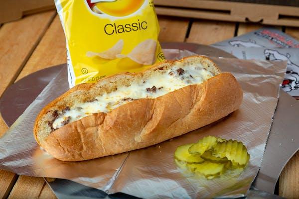 Philly Cheesesteak Hot Sub