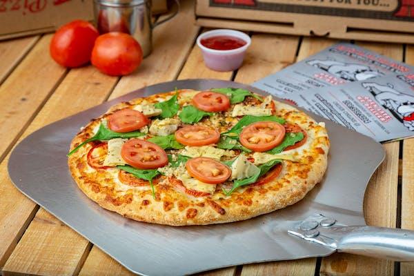 Mediterranean Gourmet Pizza
