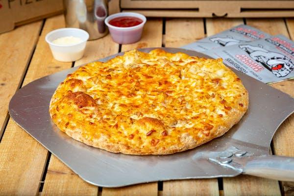 Spicy Buffalo Chicken Gourmet Pizza