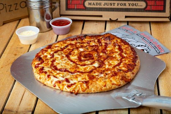 BBQ Chicken Gourmet Pizza
