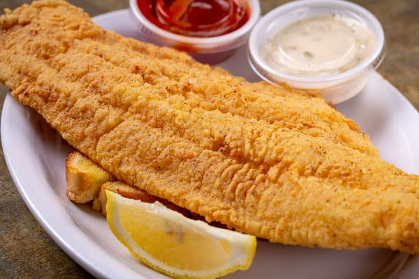 Fried Catfish Platter