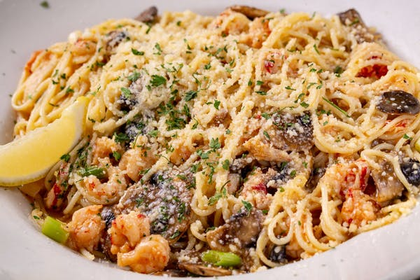 Crawfish Pasta