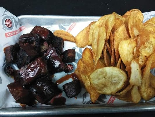 Burnt Ends & Chips