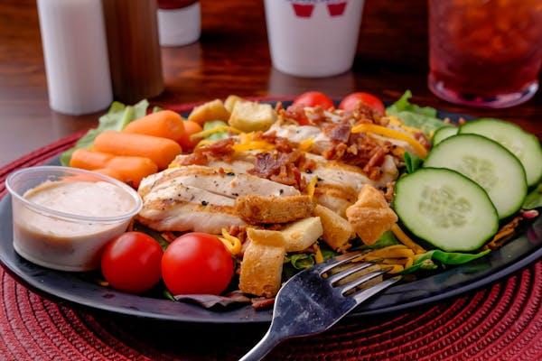 OMG Chicken BLT Club Salad