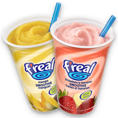f'real Smoothie
