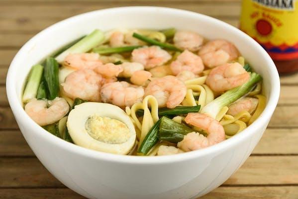 Yakkamein Soup
