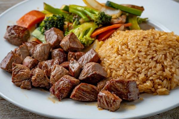 Hibachi New York Strip Steak