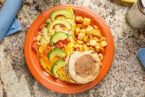 San Bernardino Omelette