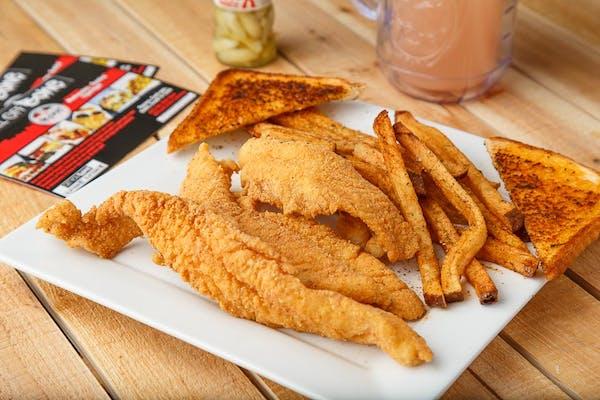 Fried Swai Plate