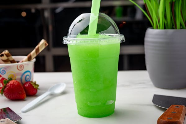 Green Apple Slushy