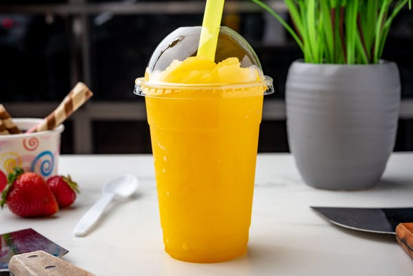 Passion Fruit Slushy