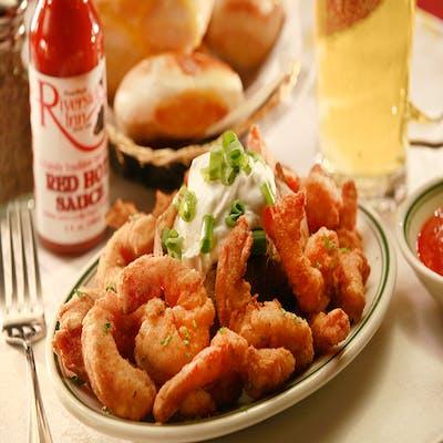 Gulf Coast Shrimp Platter