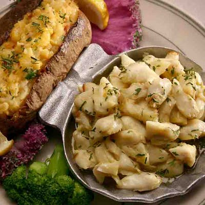 Steamed Lump Crabmeat