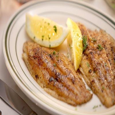 Grilled Blackened Catfish