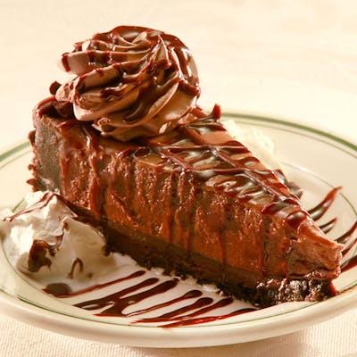 Chocolate Caramel Mud Pie