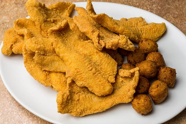 Fried Fish Only