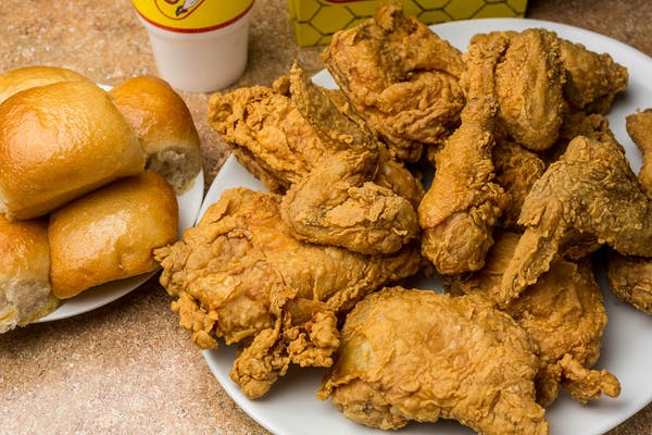 Fried Chicken Only