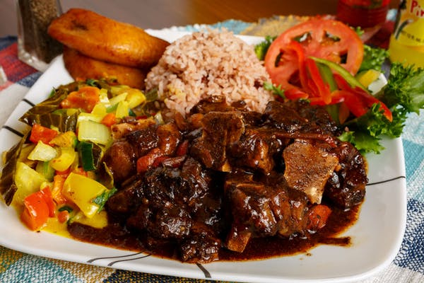 Oxtail Plate