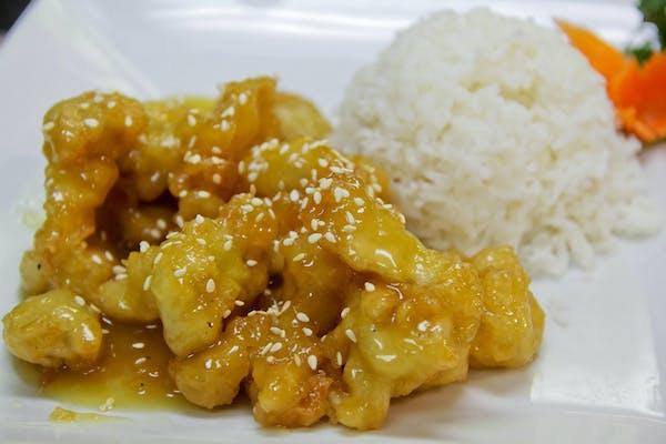 Orange Chicken Special