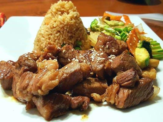 Steak Hibachi Lunch