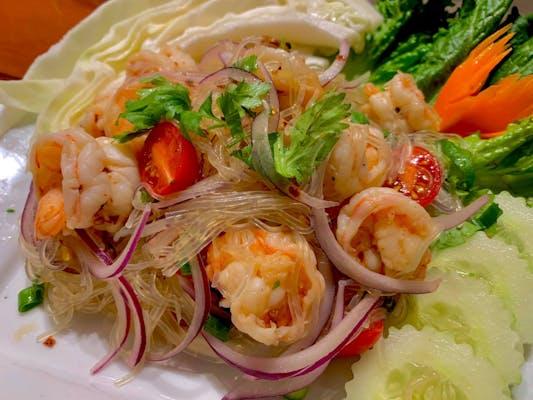Yum Woonsen Thai Salad