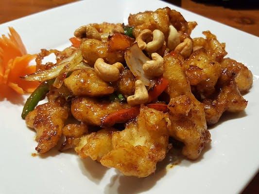 Crunchy Chicken Entrée