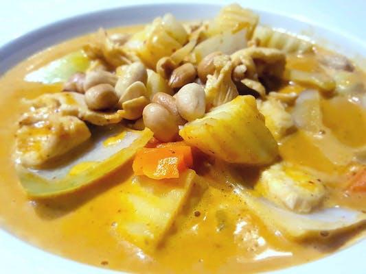 Massaman Curry Lunch