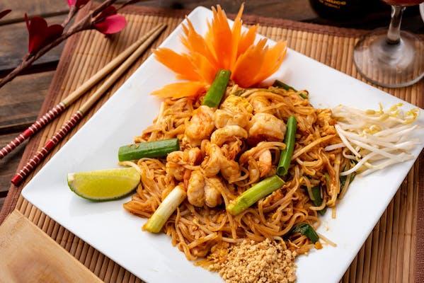 Pad Thai Noodle Lunch