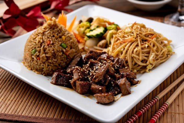 Sirloin Steak Hibachi