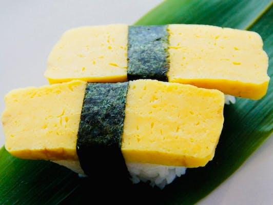Egg Omelet Nigiri