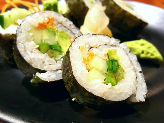 Ultimate Vegetable Roll