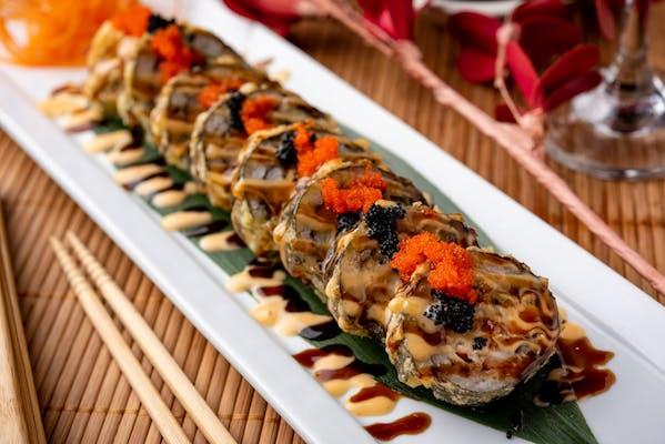 Crunchy Jalapeño Roll