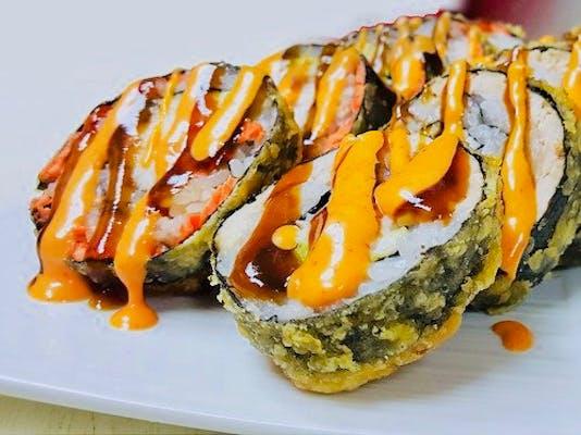 Super Fried Roll