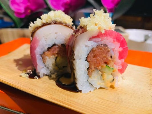 Tuna Lover Special Roll