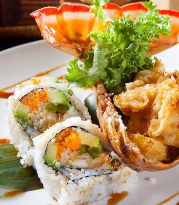 Lobster Special Roll
