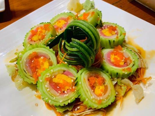 Samurai Cucumber Roll