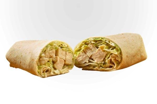 Grilled Caesar Wrap