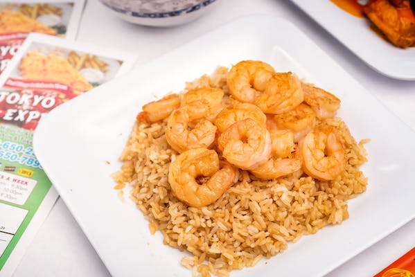 F3. Shrimp Fried Rice