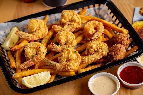 Family Fried Shrimp Order